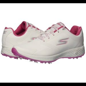 Skechers GoGolf Lady's Pro Spiked Golf Shoes Sz5.5